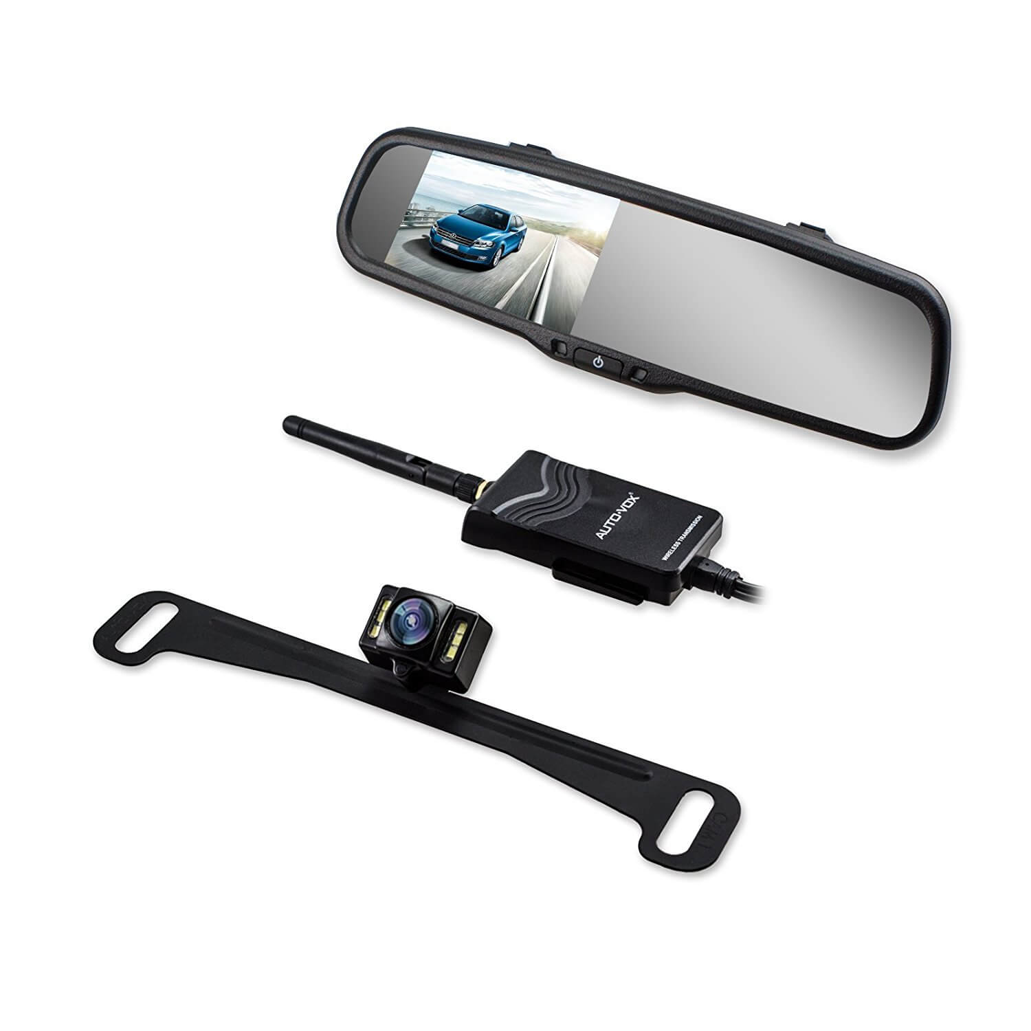 AUTO VOX Wireless Backup Camera Kit Review In 2018